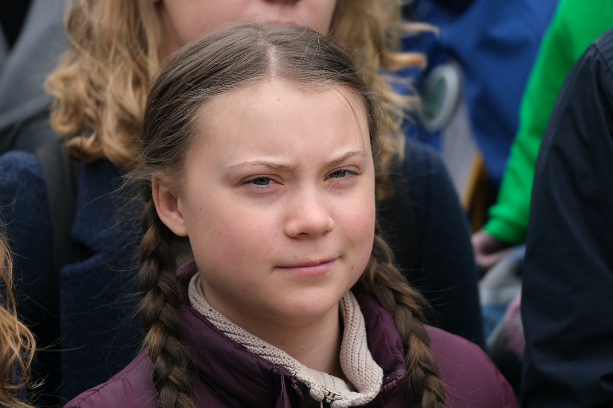 Kim Kardashian's quotes about Greta Thunberg are very supportive.