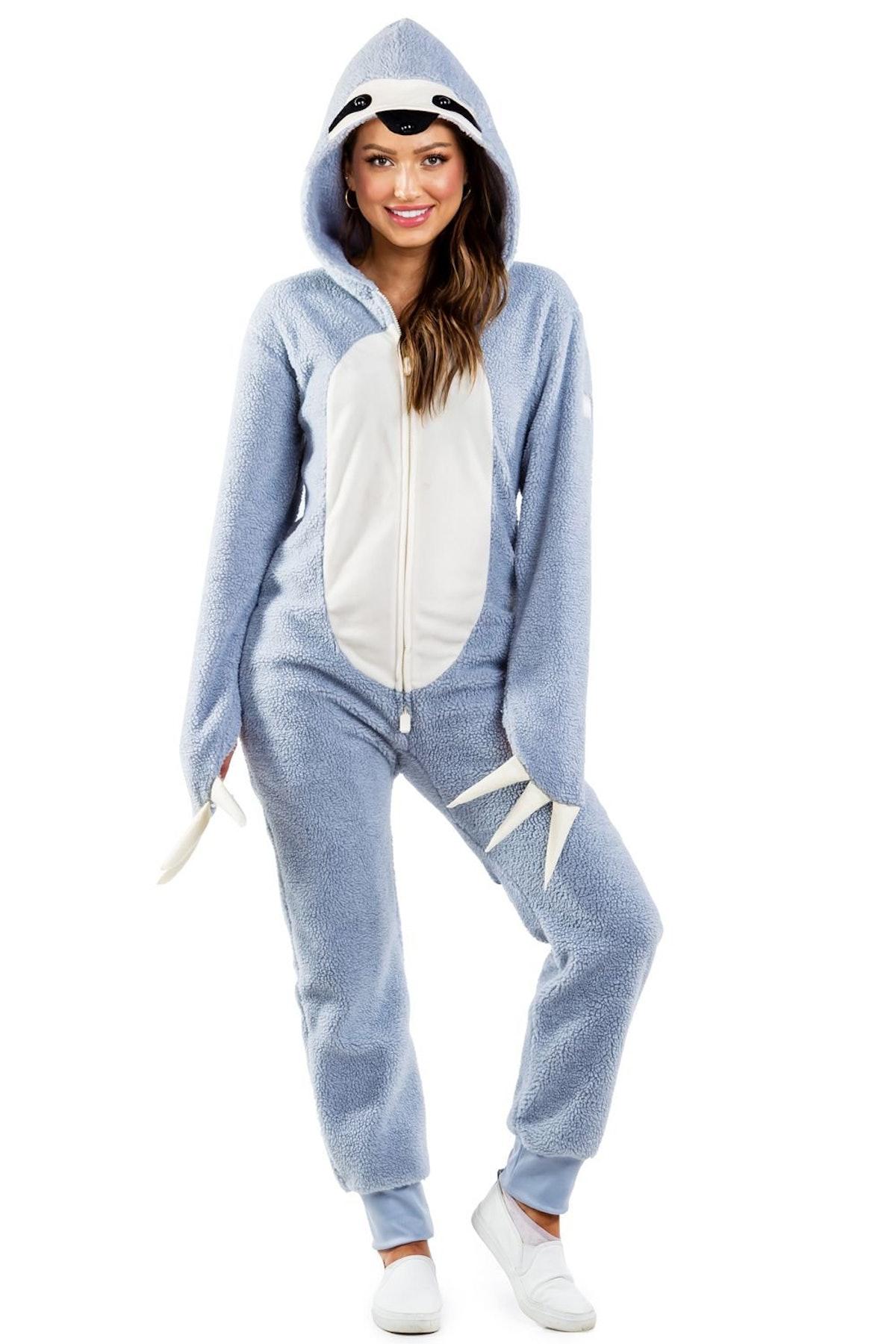 Women's Sloth Costume