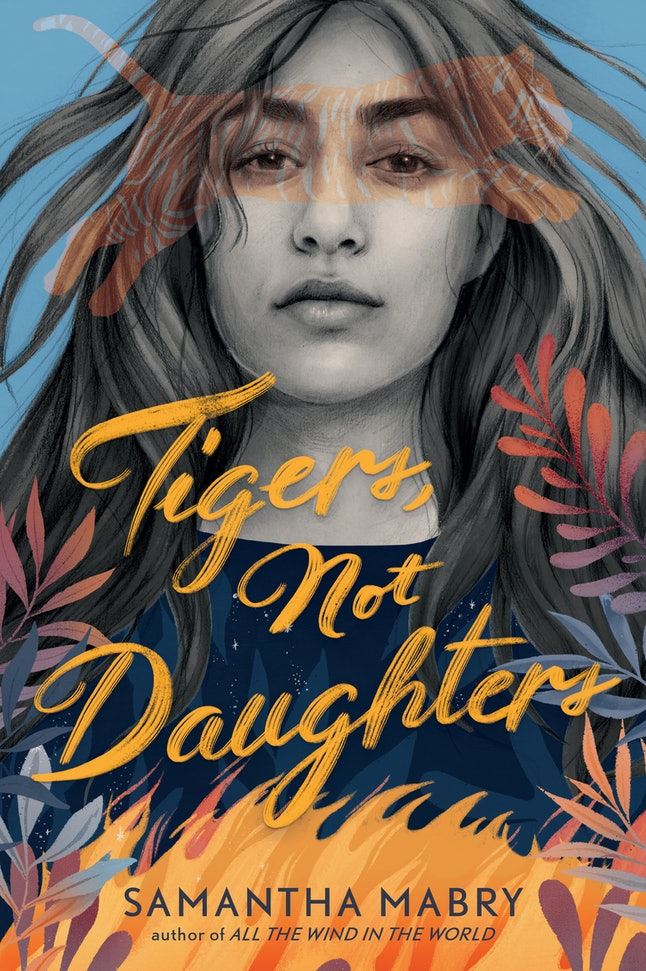 In Samantha Mabry's new book 'Tigers, Not Daughters,' three girls are haunted by the ghost of their dead older sister.