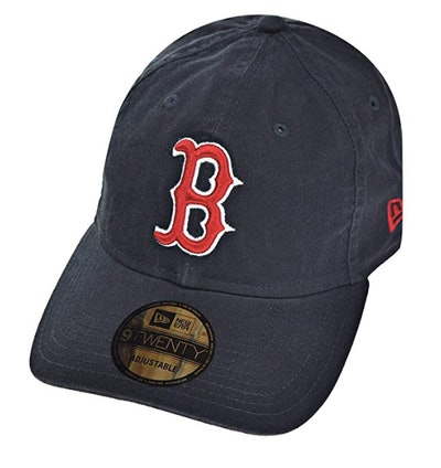 New Era Boston Red Sox Adjustable Hat