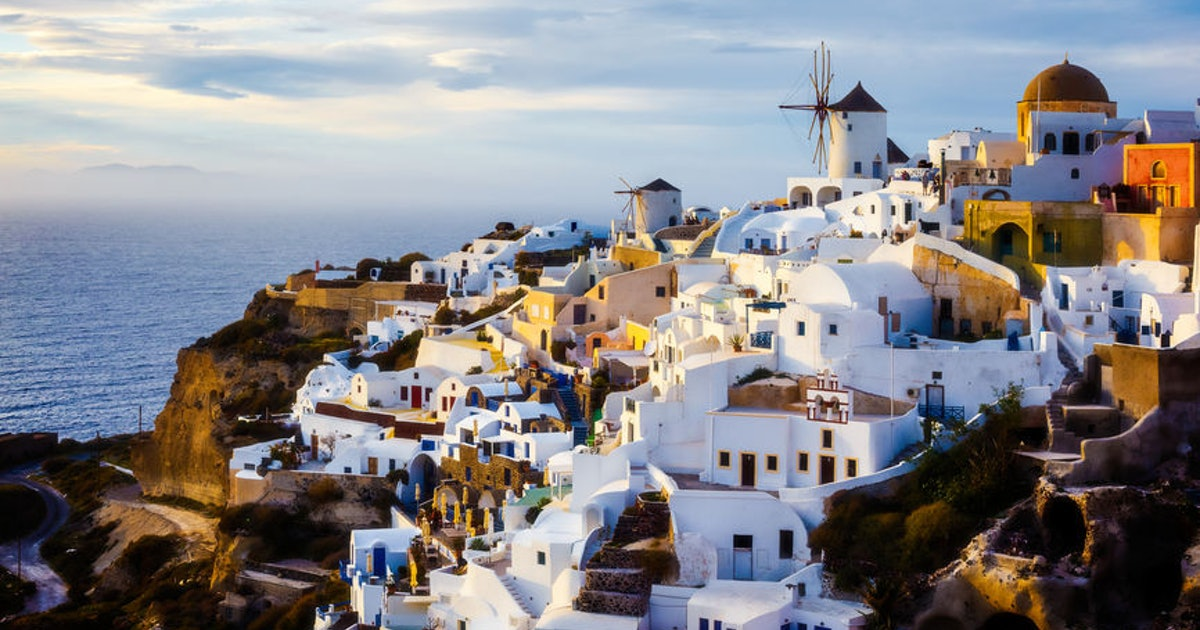 This Unforgettable Greece Instagram Contest Will Pay You To Travel & Take Pics