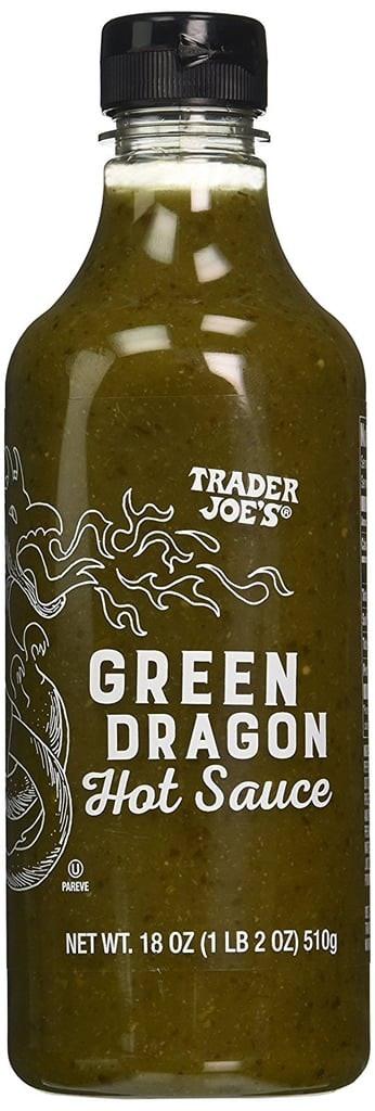 Trader Joe's Green Dragon Hot Sauce.