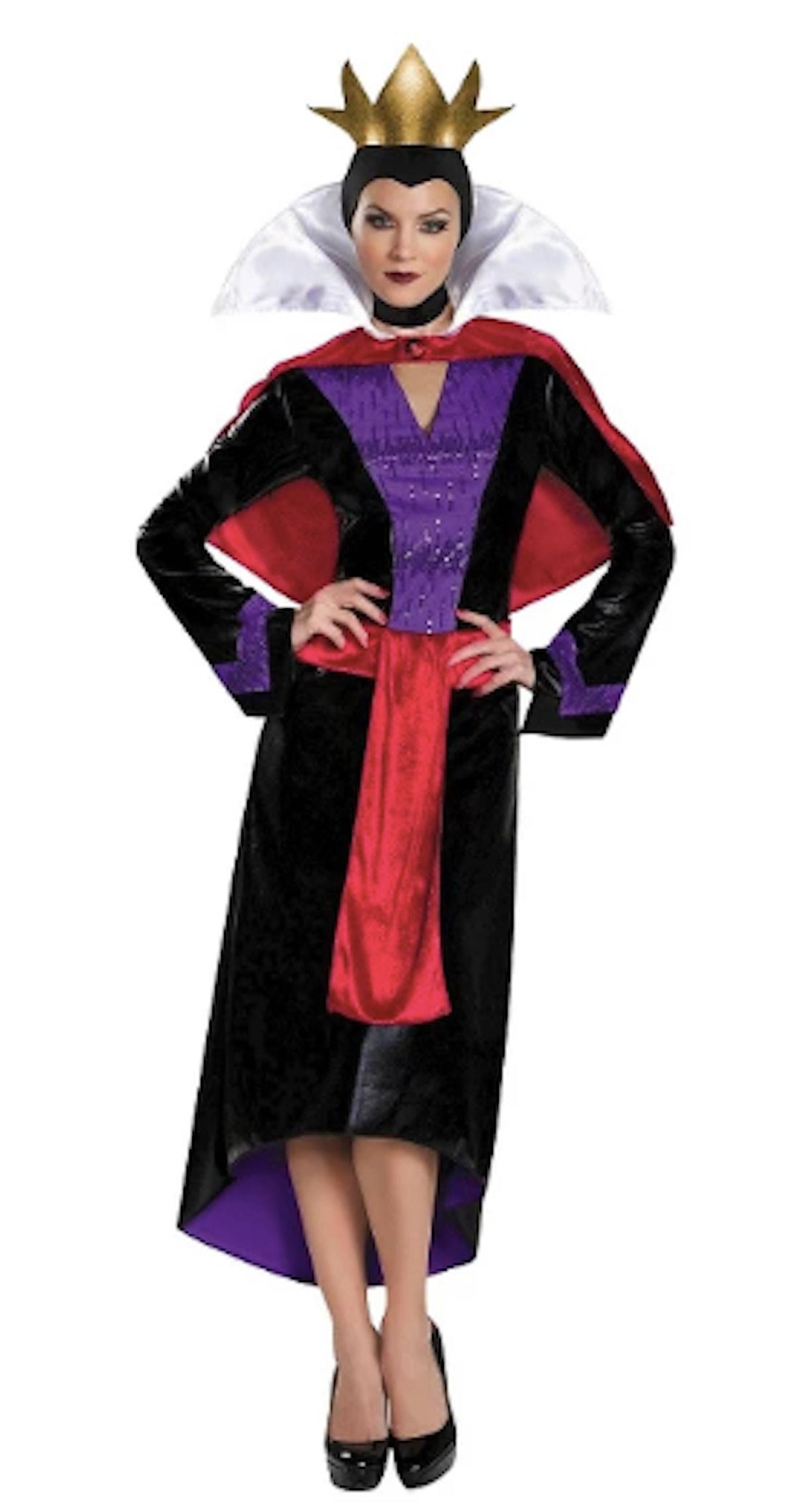 Women's Disney® Evil Queen Deluxe Plus Size Costume