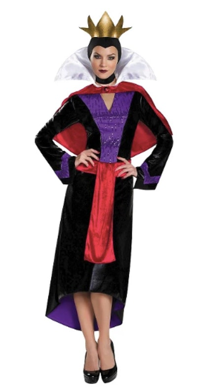 Women's Disney® Evil Queen Deluxe Plus Size Costume