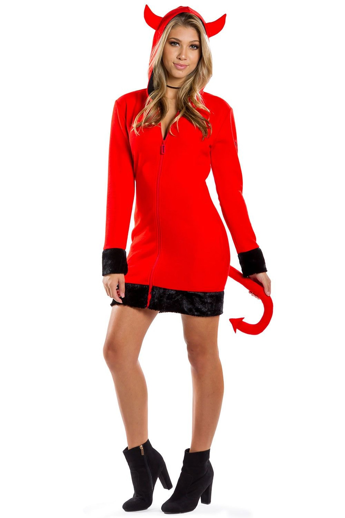 Devil Costume Dress