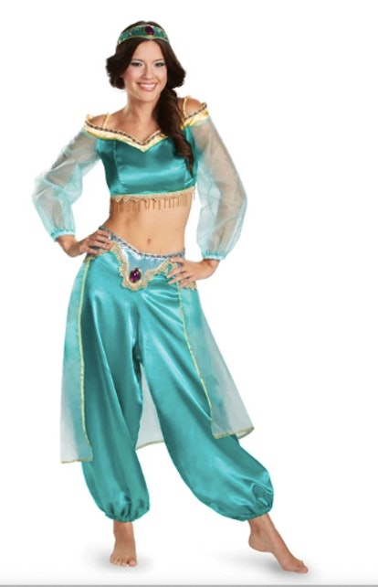 Women's Disney Princess Jasmine Halloween Costume