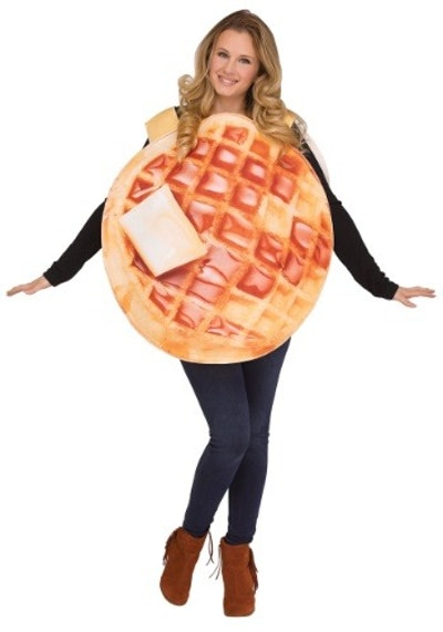 Waffle Adult Costume