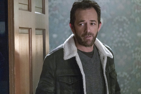 Luke Perry on The CW's Riverdale