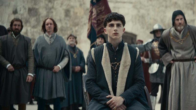 The King is released on Netflix UK on Nov. 1