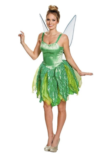 Disney Fairies Tinker Bell Women's Prestige Costume