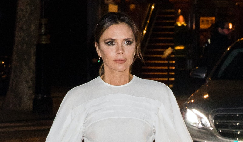 Victoria Beckham has revealed her favourite drinks