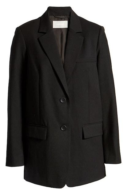 The Oversize Blazer