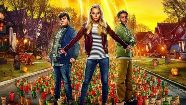 Goosebumps 2: Haunted House