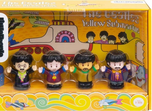 little people beatles toy with great ratings on amazon
