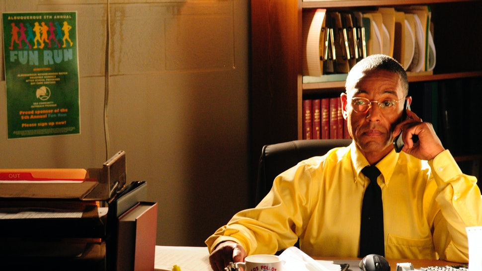 Giancarlo Esposito as Gus Fring in Breaking Bad