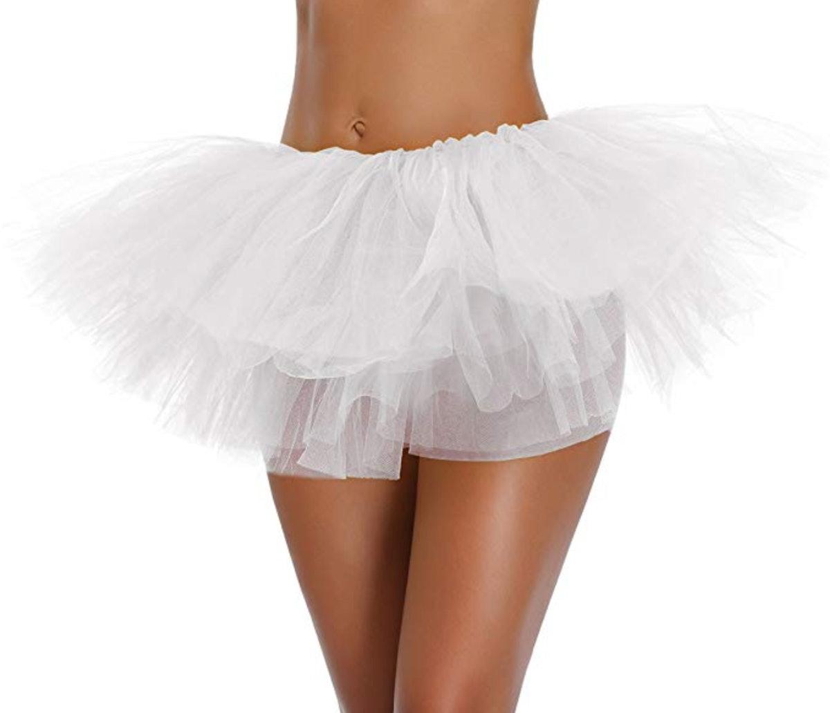 Layered Tulle Tutu Skirt
