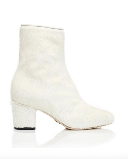 White Calf Kaya Boot