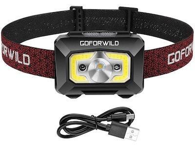 GOFORWILD Rechargeable Headlamp