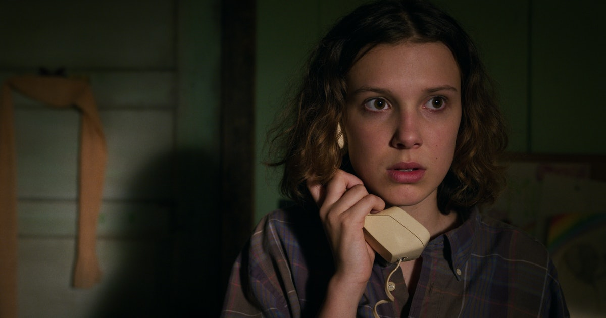 This Eleven 'Stranger Things 4' Theory Is Millie Bobby Brown-Approved