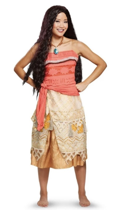Moana Women's Deluxe Halloween Costume