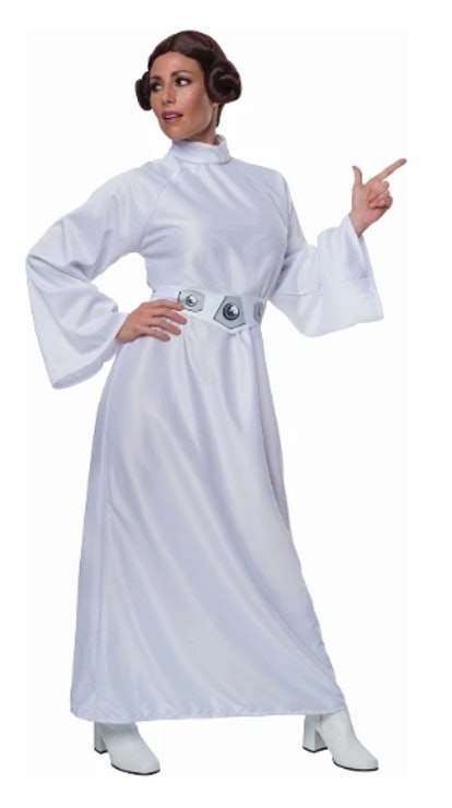 Women's Star Wars Princess Leia Organa Halloween Costume