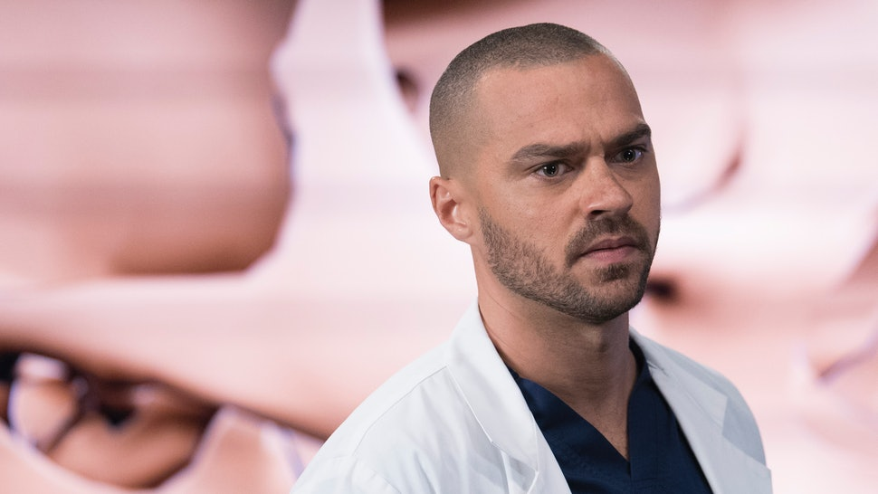 Jackson Avery and Vic Hughes are finally an item on 'Grey's Anatomy.'