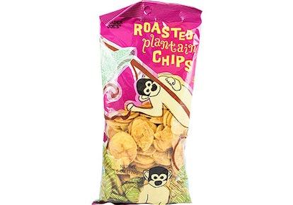 Trader Joe's Roasted Plantain Chips.