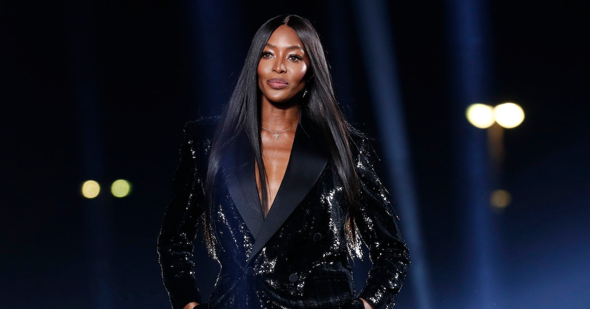 Naomi Campbell's Latest Interview Proves She's Totally Unafraid To Be Her Authentic