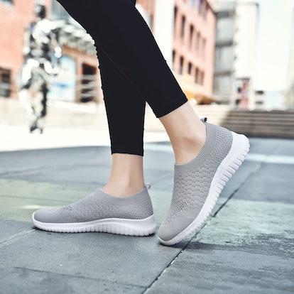 TIOSEBEN Women's Athletic Walking Shoes