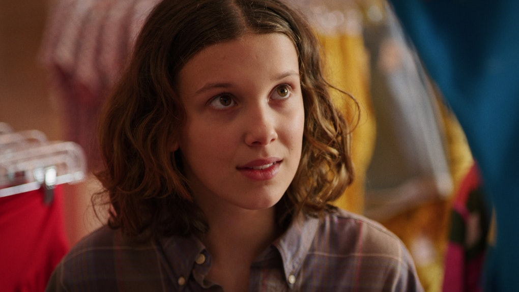 A fan theory suggests Eleven (Millie Bobby Brown) could be evil in Stranger Things 4