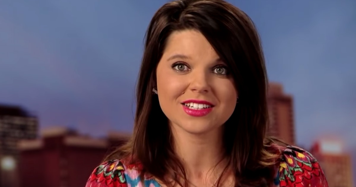 Amy Duggar Is Having A C-Section & She Doesn't Care How You Feel About It