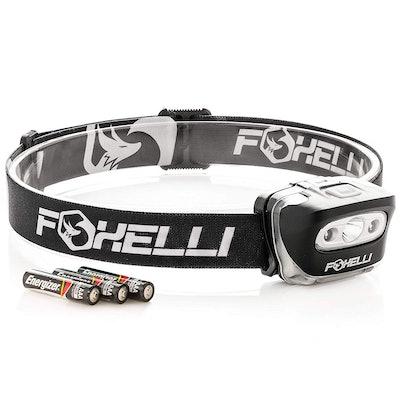 Foxelli Headlamp Flashlight