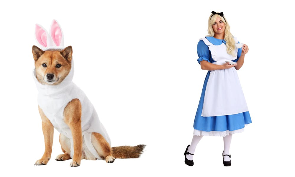 15 Matching Dog Owner Halloween Costumes That Are Just Freakin Adorable