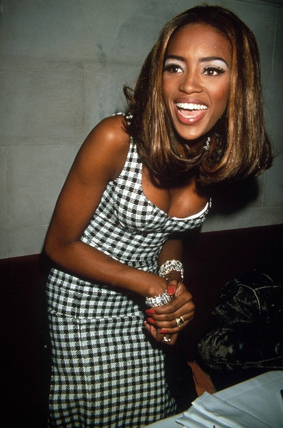 Naomi Campbell in 1992