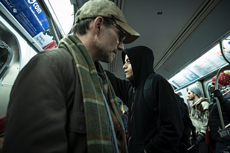 'The Other One' On Mr. Robot Will Be Crowding Elliot's Head With A Third Personality