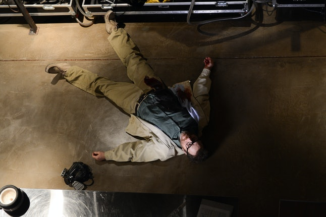 Walter White died in the 'Breaking Bad' finale