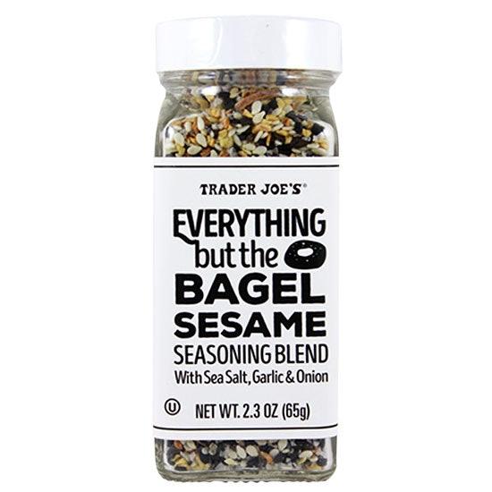 Trader Joe's Everything But The Bagel Seasoning Blend.