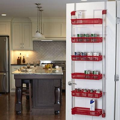 Household Essentials 6-Tier Over-the-Door Organizer