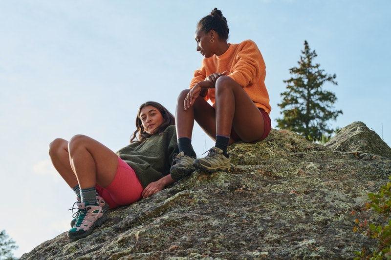 Outdoor Voices x Merrell is launching on Oct. 15 at the Outdoor Voices website.
