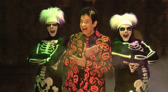 David S. Pumpkins on Saturday Night Live