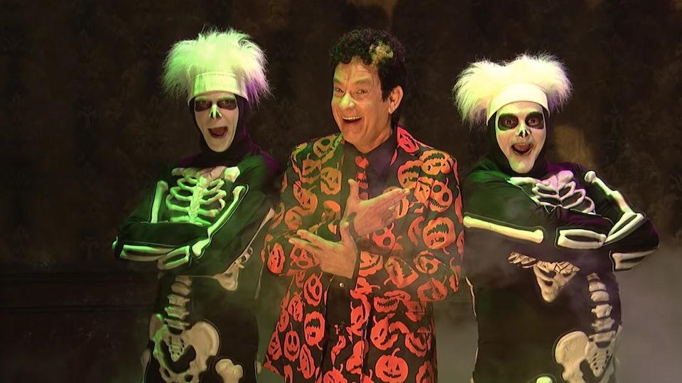 David S. Pumpkins on Saturday Night Live