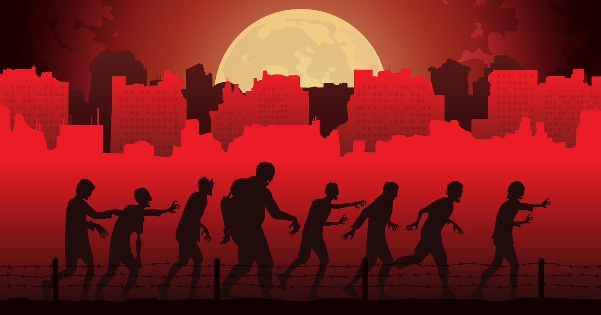 This exercise app uses zombies to motivate you, and it works