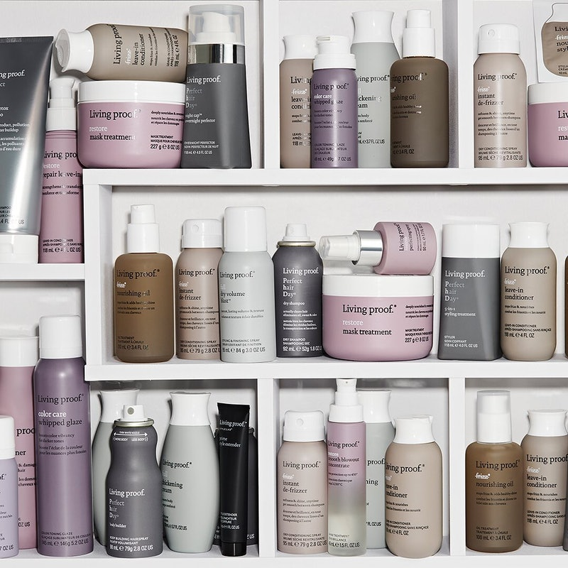 Ulta's Gorgeous Hair Event includes a restorative hair mask from Living Proof.
