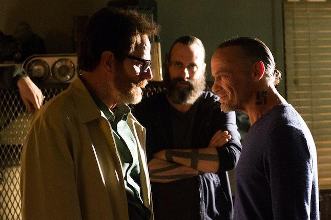 Walt shot Uncle Jack in the 'Breaking Bad' finale