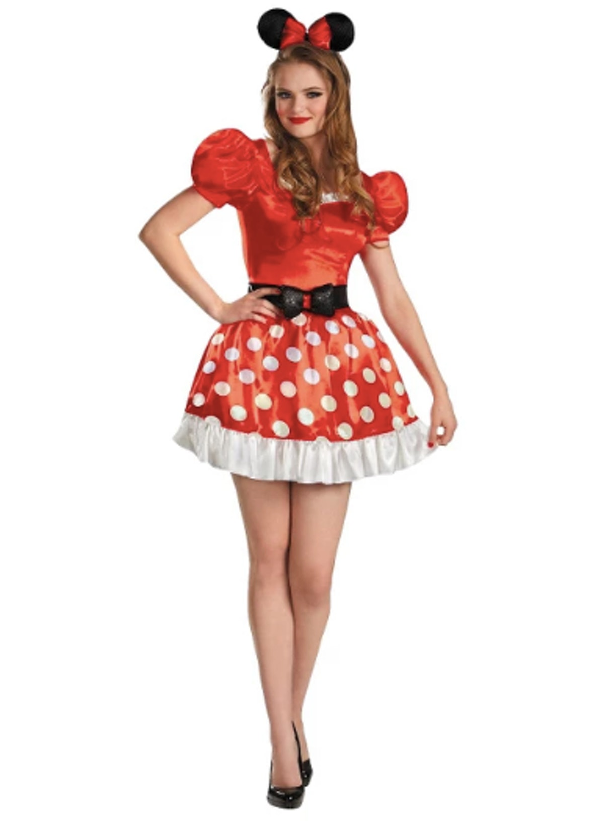 Minnie Mouse Women's Classic Costume