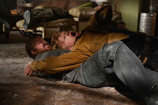 Jesse killed Todd in the 'Breaking Bad' finale