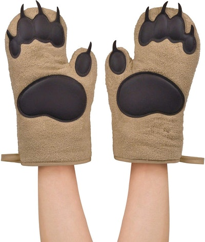 Fred & Friends Bear Hands Oven Mitts (1 Pair)