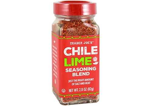 Trader Joe's Chile Lime Seasoning Blend.