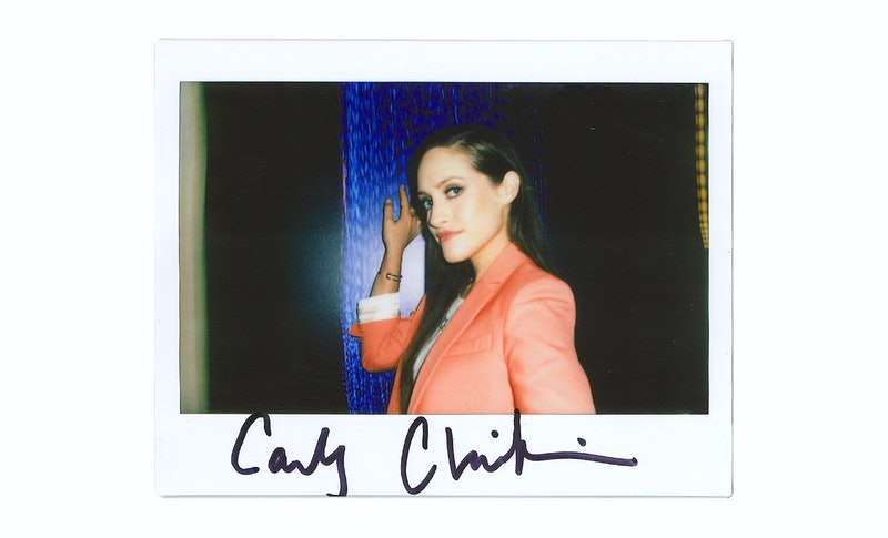 Mr. Robot star Carly Chaikin.