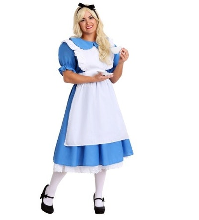 Deluxe Plus Size Halloween Costumes